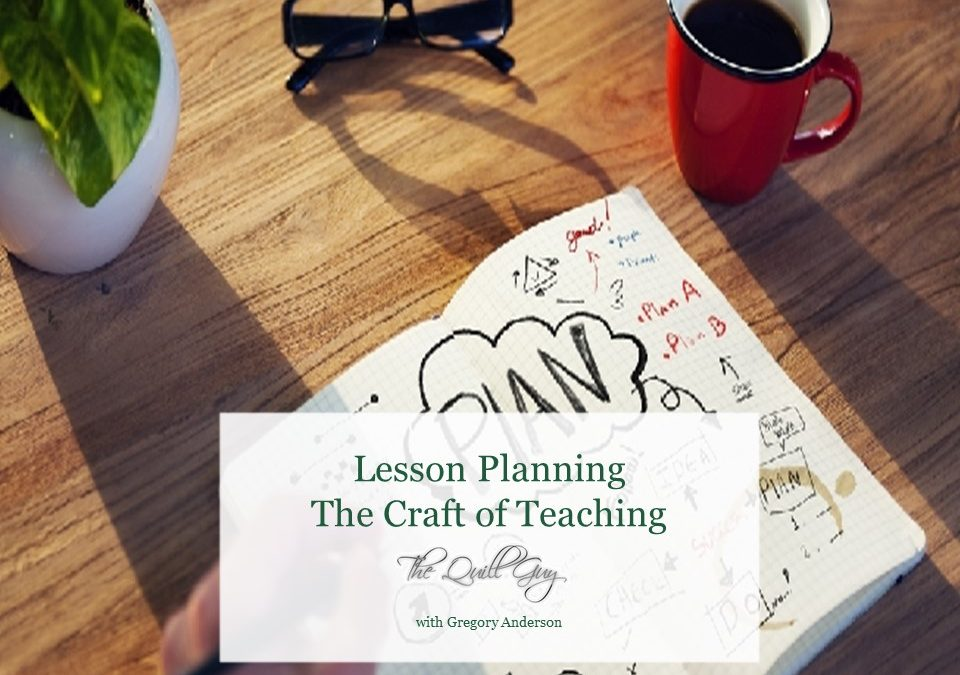 Improving lesson planning – Reflecting on Spring 2