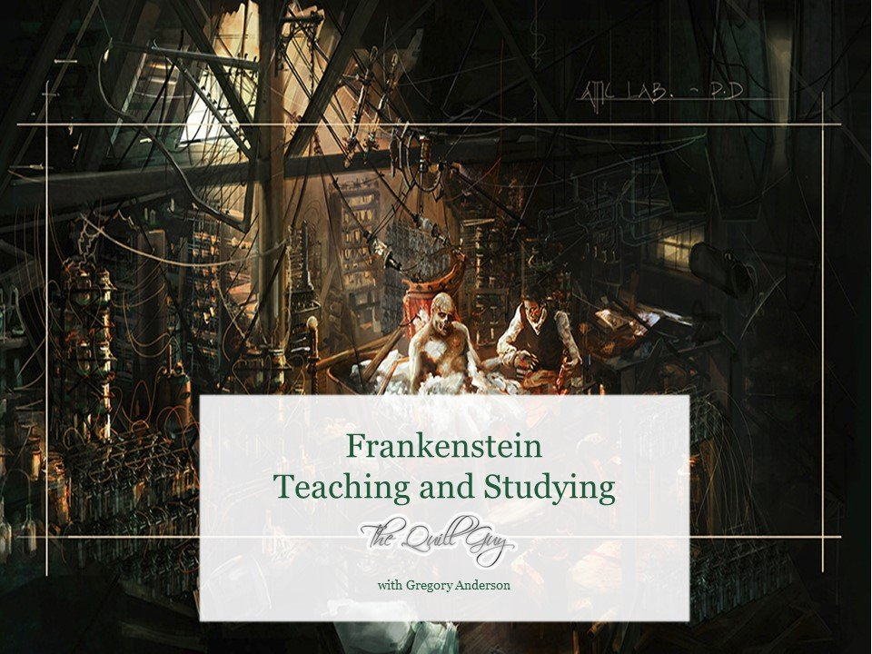 Frankenstein: English Language AQA English Language Paper 1: Part 1
