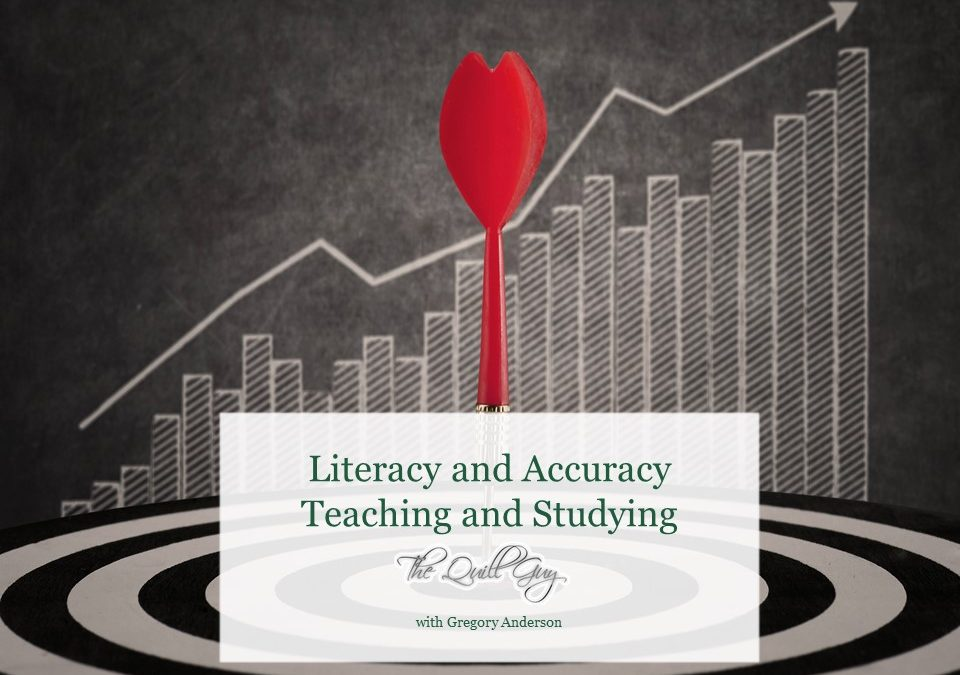 Accuracy and Literacy