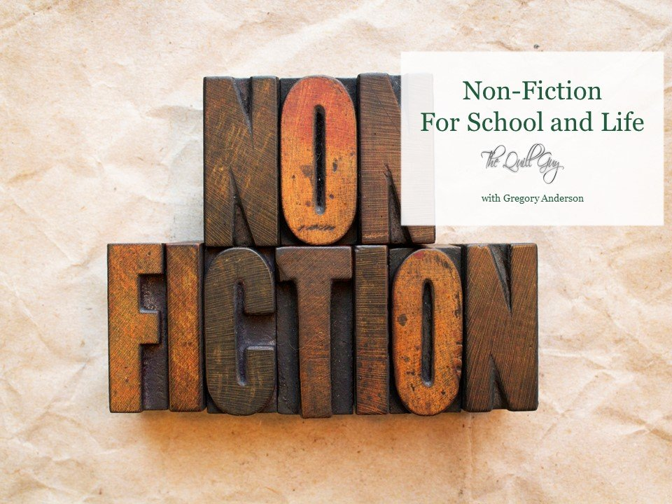 Sources of Non-Fiction