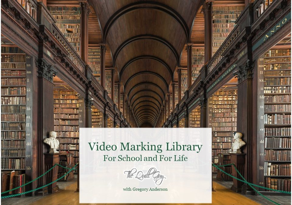Video Marking Library