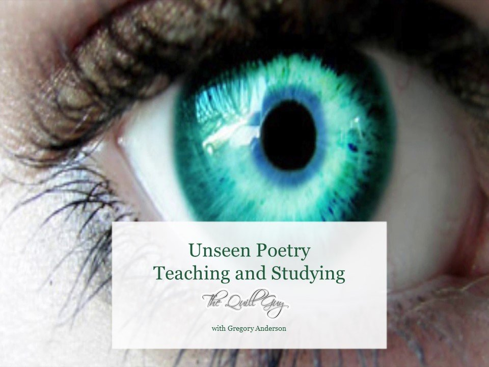 Exemplar Unseen Poetry Response AQA: The Mother by Liz Lockhead