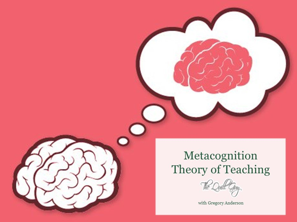 Six Points about Developing Metacognition from Ofsted