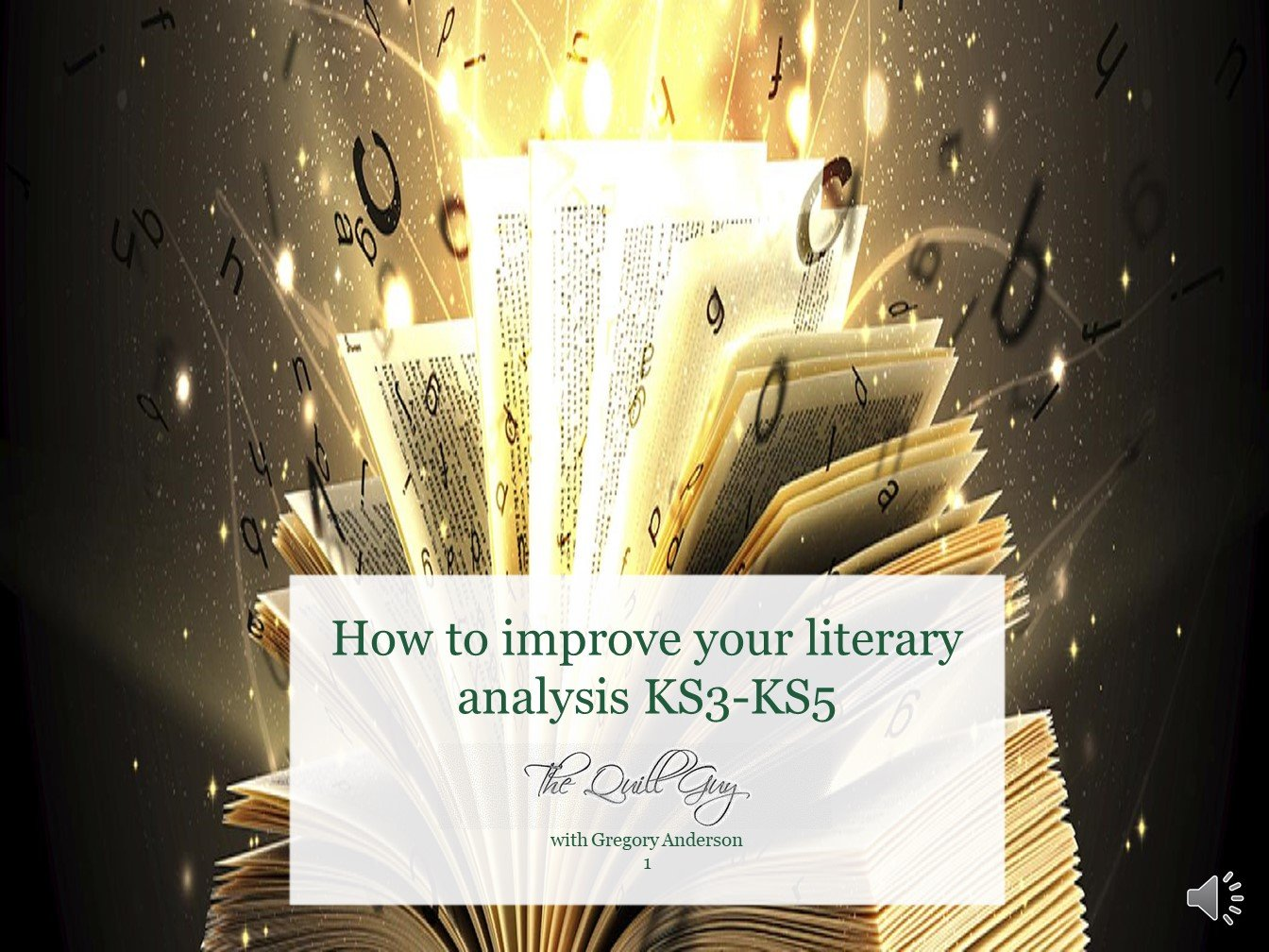 Some issues of the focus on close-analysis of literature – iGCSE and IB. How we do things differently?